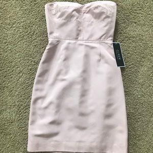 NWT J. Crew Rory Strapless Dress